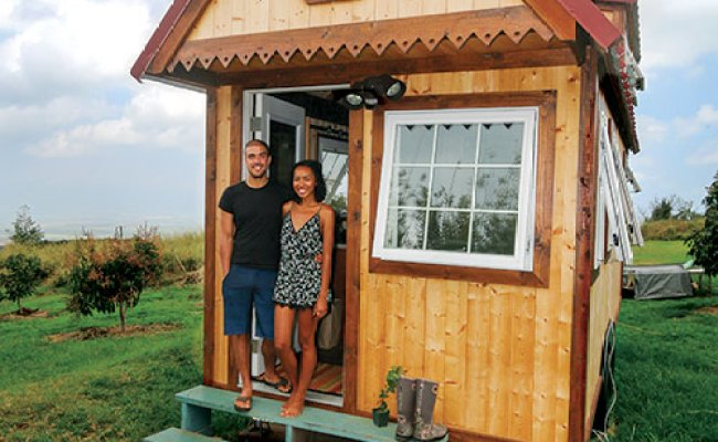 Think Small Tiny Houses Maui Hawaii Affordable Housing