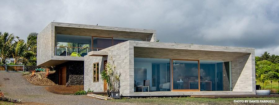 Outside Of The Box Modern Haiku Home Maui Homes | House Steps Design Outside | Renovation | Fancy | Second Floor | Interior | Patio