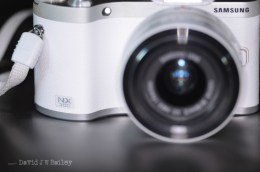 Samsung Digital Camera NX300