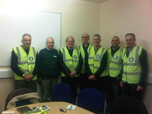 Maulden Streetwatch Group 2014