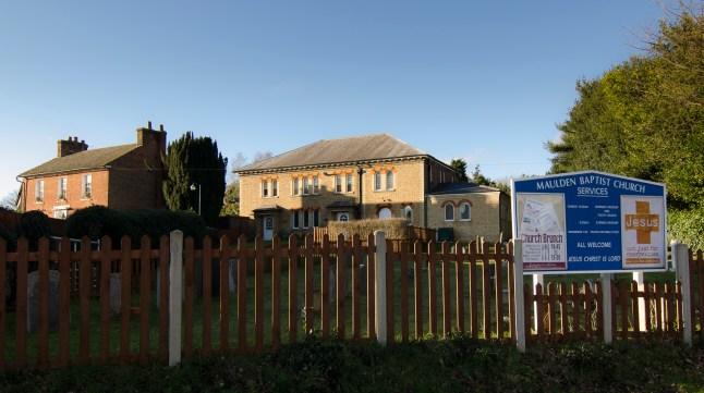 Maulden Baptist Church