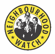 New Neighbourhood Watch Groups
