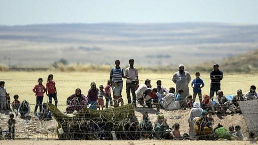 120 civiles muertos a manos del Estado Islámico en la frontera de Turquía