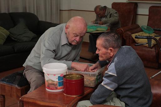 Junio: mes del Buen trato al adulto mayor