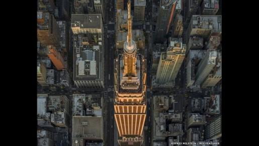 Fotos: Nueva York desde los cielos la hermosa vista a la ciudad que nunca duerme