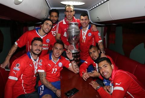 ¡Imperdible! La Copa América llega a Talca el 26 de septiembre