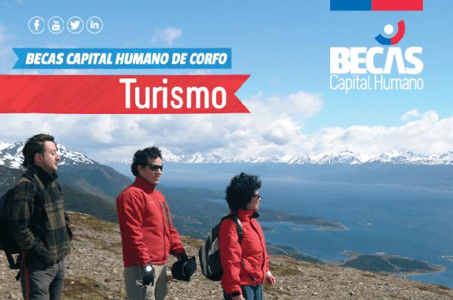 Postula a las Becas Formación Integral en Turismo para la provincia de Curicó