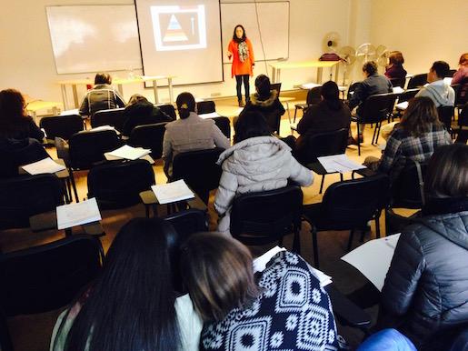 UTALCA capacitó a docentes en investigación científica escolar