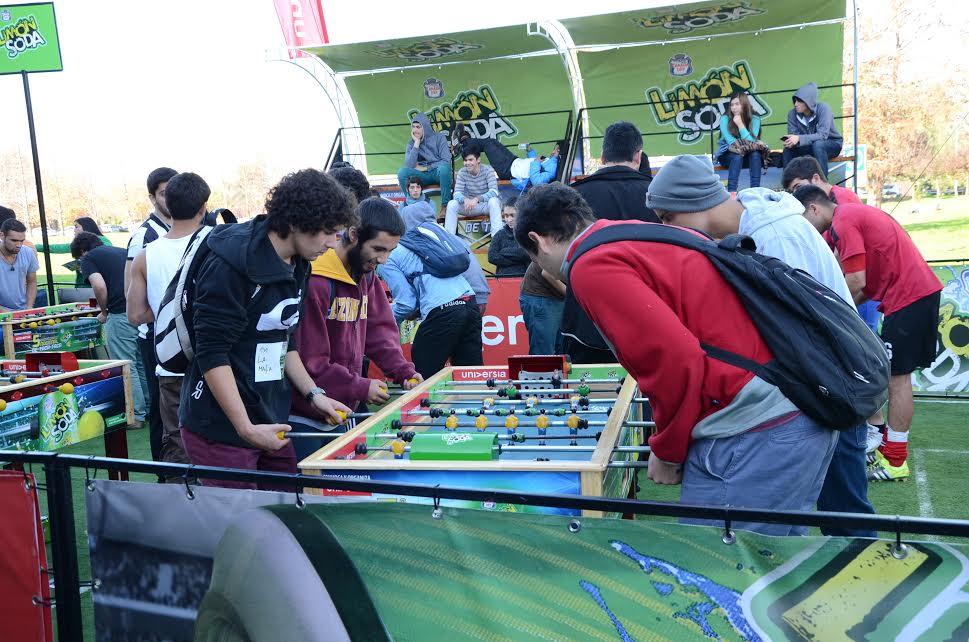 Binomio avanzó a final nacional del Campeonato de  Taca Taca