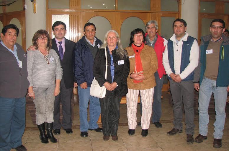 Agricultora de Cauquenes fue electa Presidenta del Consejo Asesor Regional de INDAP