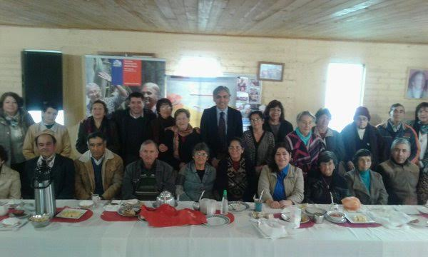 SENAMA Maule da bienvenida Adultos Mayores de Yerbas Buenas y Colbun que ingresaron a programa Vínculos