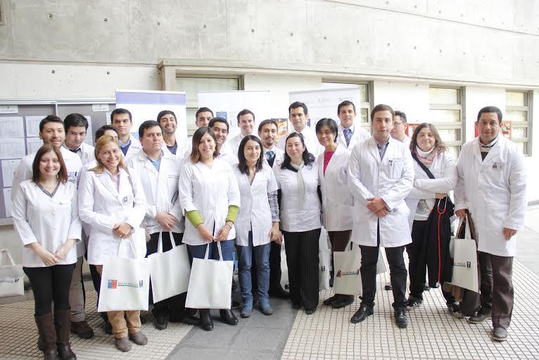 UCM gradúa a los 24 primeros Médicos Especialistas del programa Becas Maule
