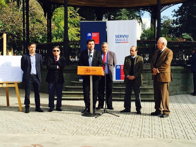 Autoridades del Minvu anuncian la puesta en marcha del programa de Integración Social y Territorial