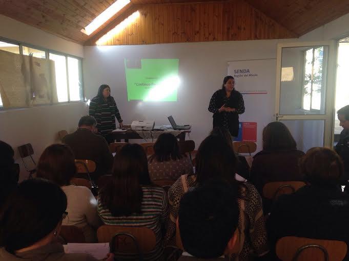 Interesante jornada de capacitación del programa Continuo Preventivo se realizó en Río Claro