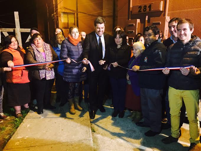 MINVU inaugura obras de mejoramiento en condominios sociales de Constitución