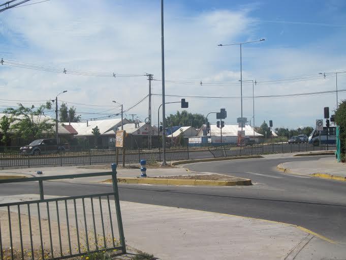 Extienden calle Cerro Alto hacia Avenida Colín en Talca