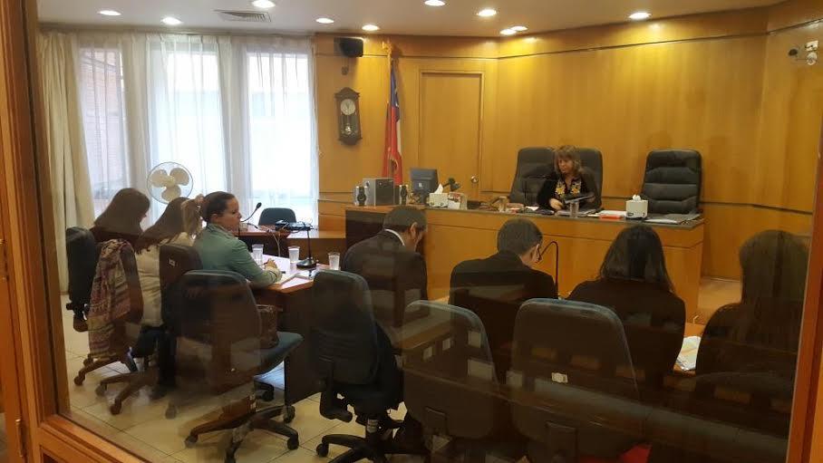 Seis años de cárcel impone Tribunal Oral para ex Administradora de Tribunal de Garantía en Talca