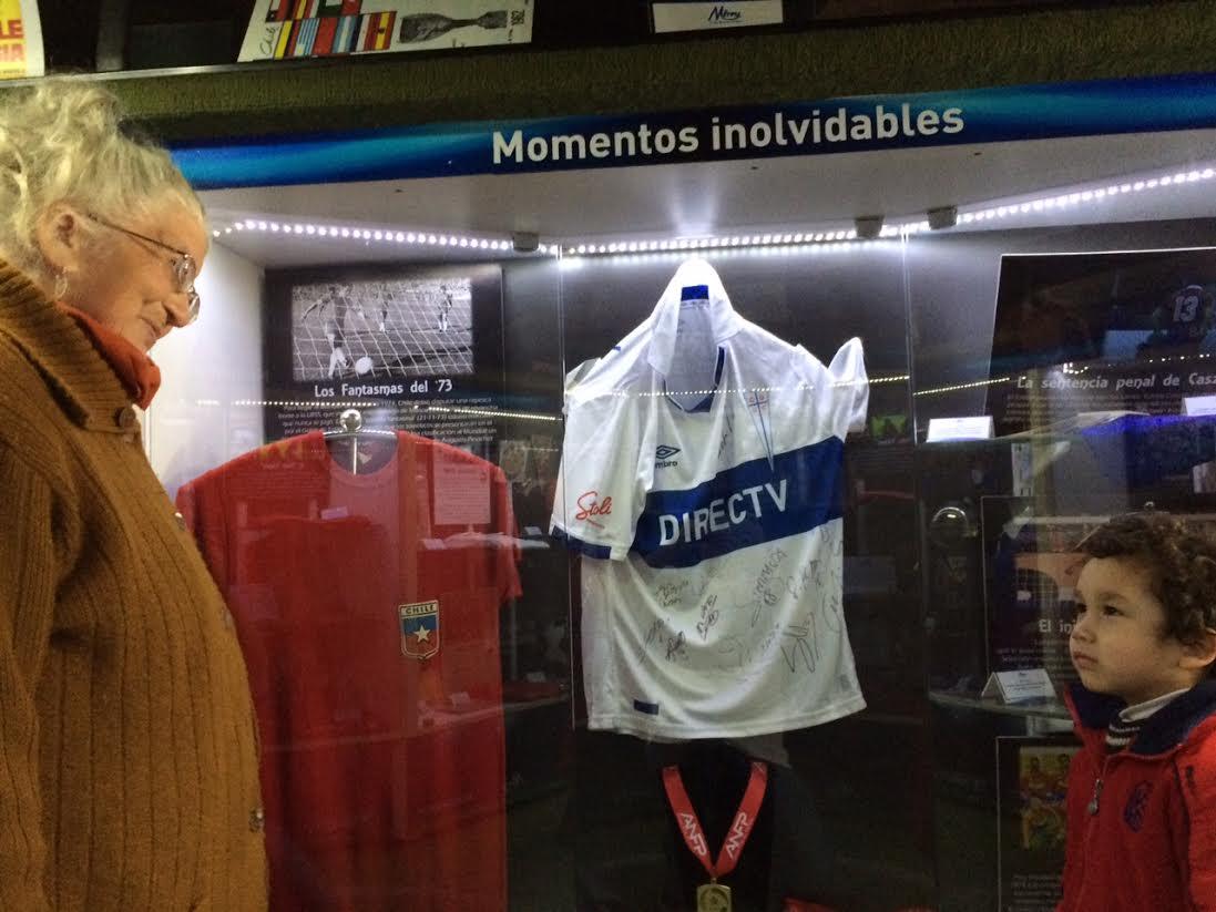 Llega a Talca el Museo Itinerante del Fútbol