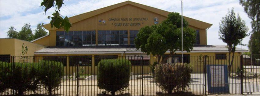 Anuncian reparación de gimnasios de Cauquenes