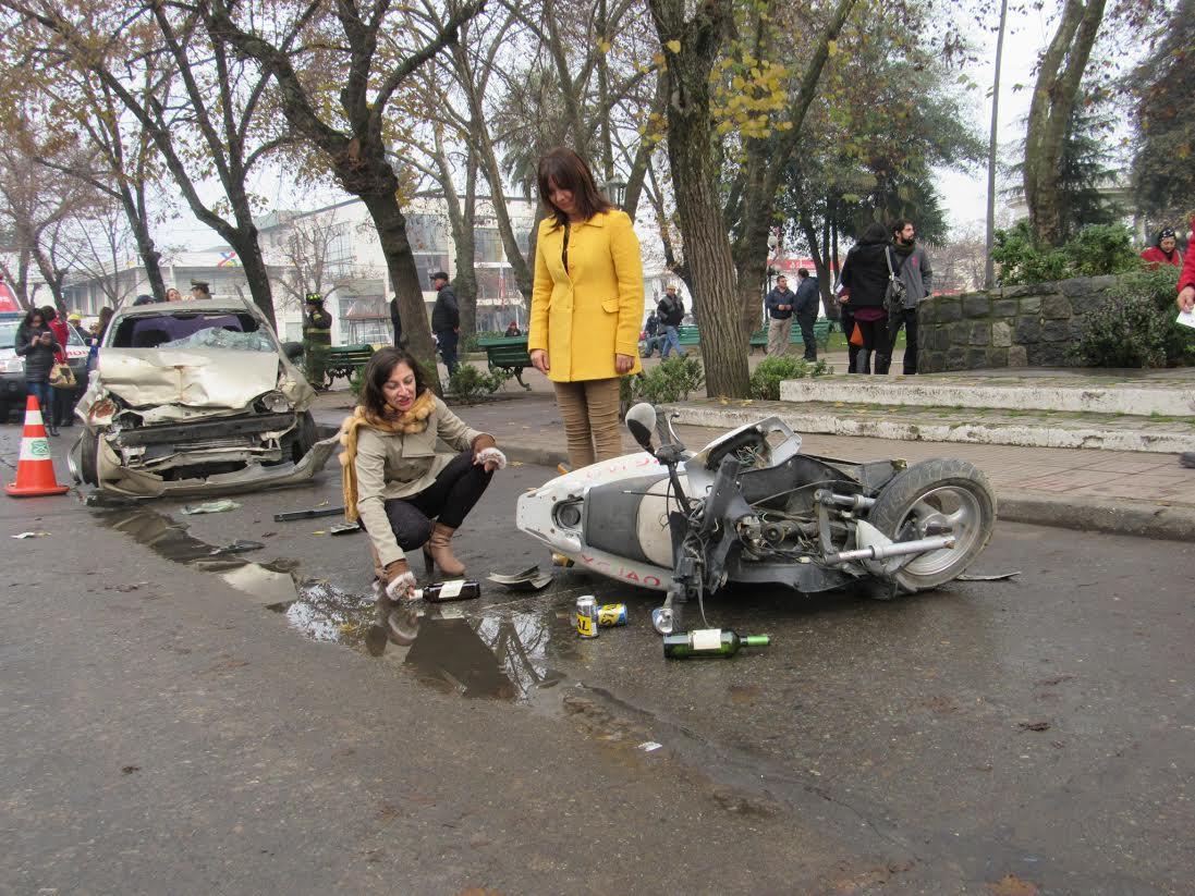 Autoridades reforzaron mensajes preventivos sobre la responsabilidad en la conducción en el marco del mes de la prevención