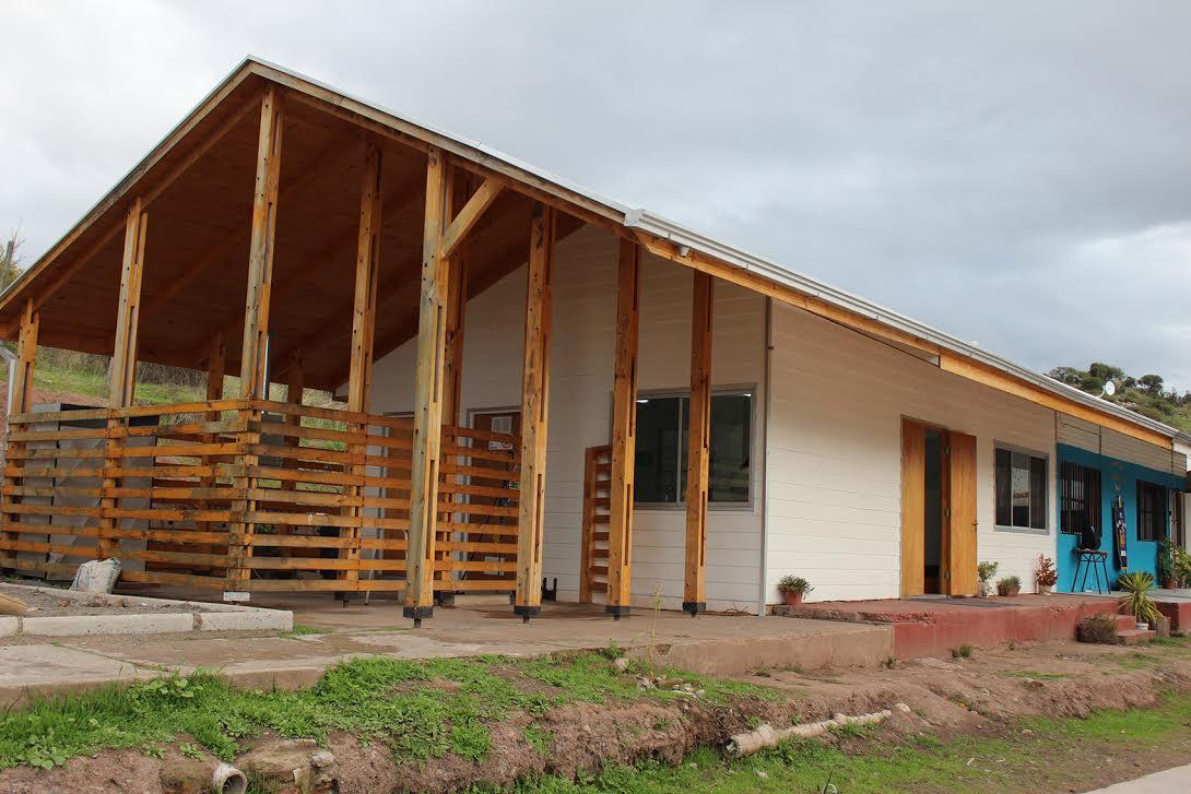 Mejoraron infraestructura de 3 escuelas en Maule