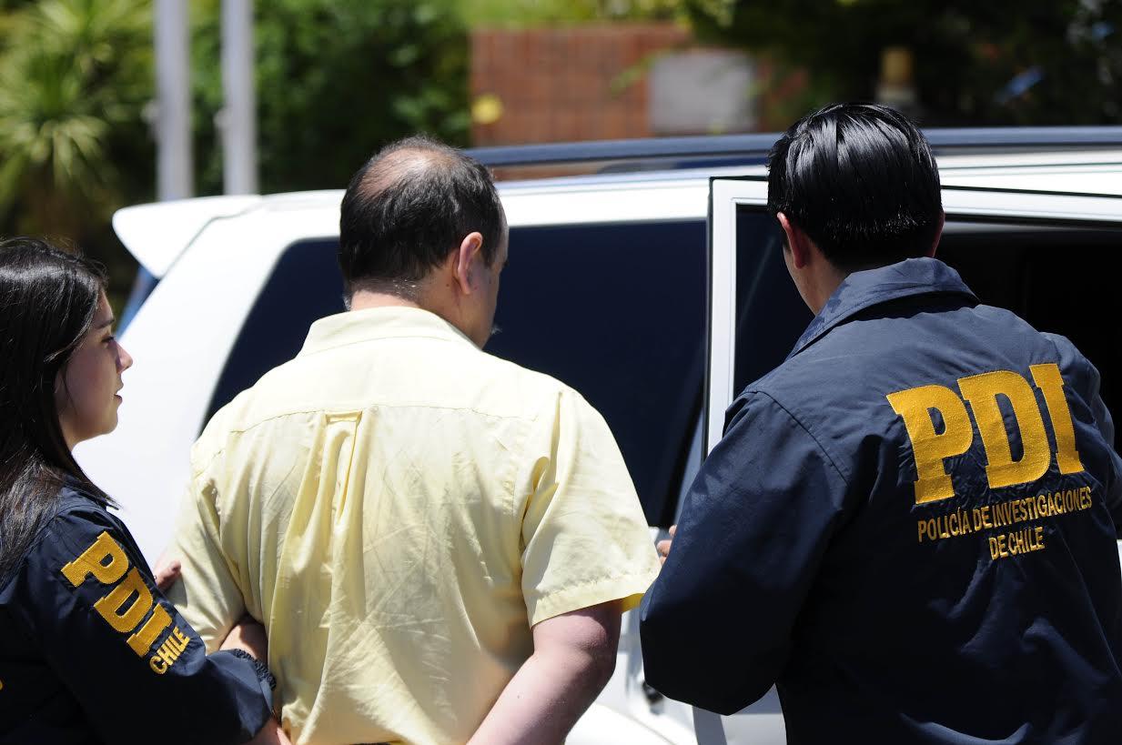 PDI Curicó arrestó a sujeto que adeudaba más de 29 millones en pensión de alimento