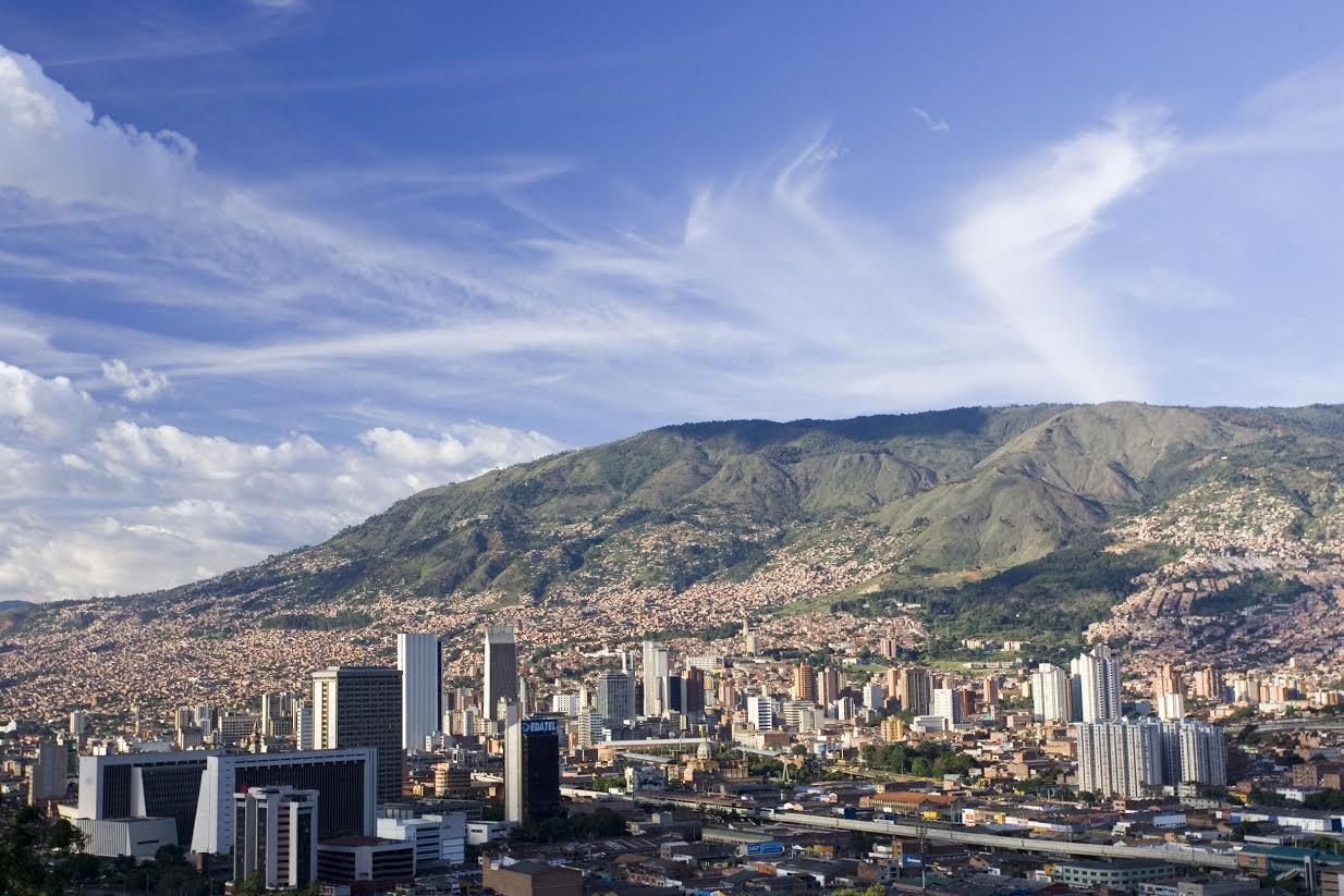En Medellín se inicia proceso internacionalización de la región del Maule