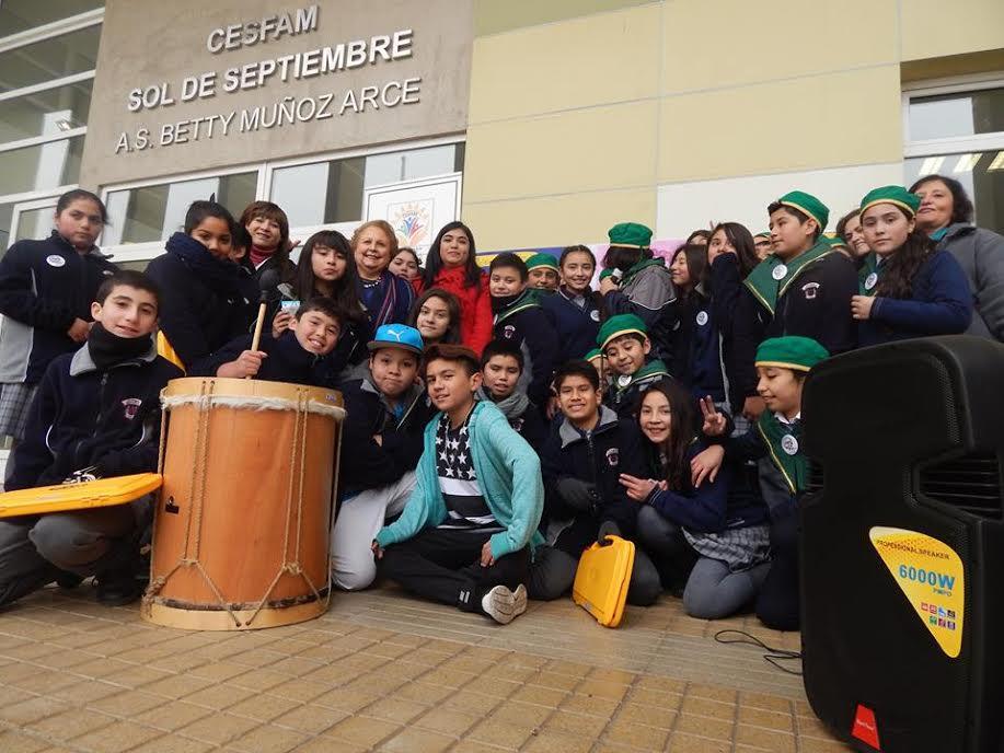 Alumnos de la Red Educativa Municipal Celebraron el día Mundial del Medio Ambiente