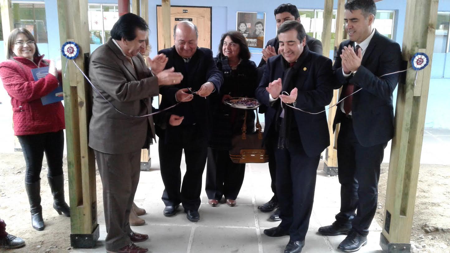 Inauguraron obras físicas de mejoramiento para escuelas de Maule
