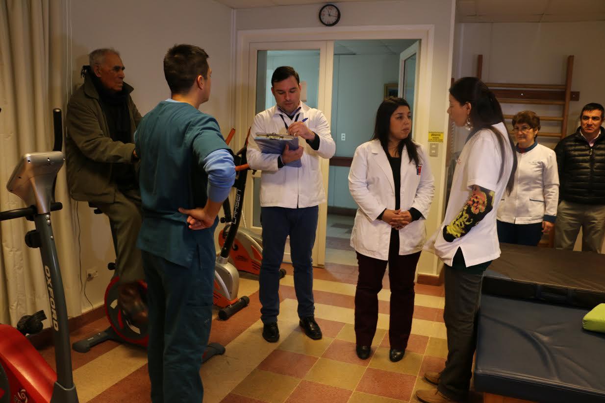 Establecimientos para adultos mayores pasan la prueba en Talca