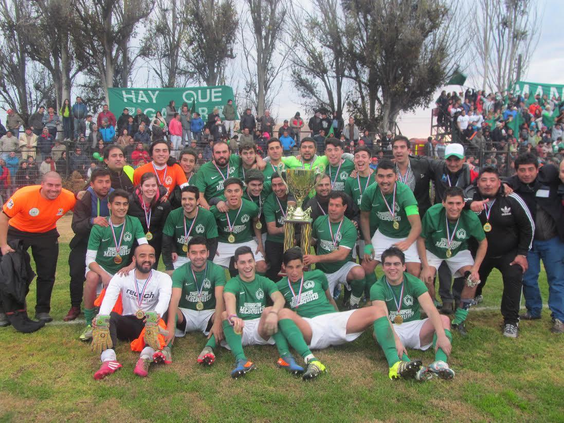 Arturo Prat se proclama campeón de la copa de campeones