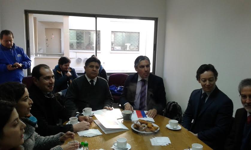 SENAMA Maule firma convenios con Municipalidad de San Clemente y Hualañe por Fondos Ejecutores Intermedios