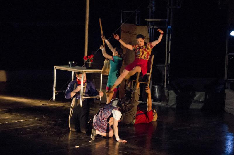TRM trae un espectáculo familiar de circo y teatro físico