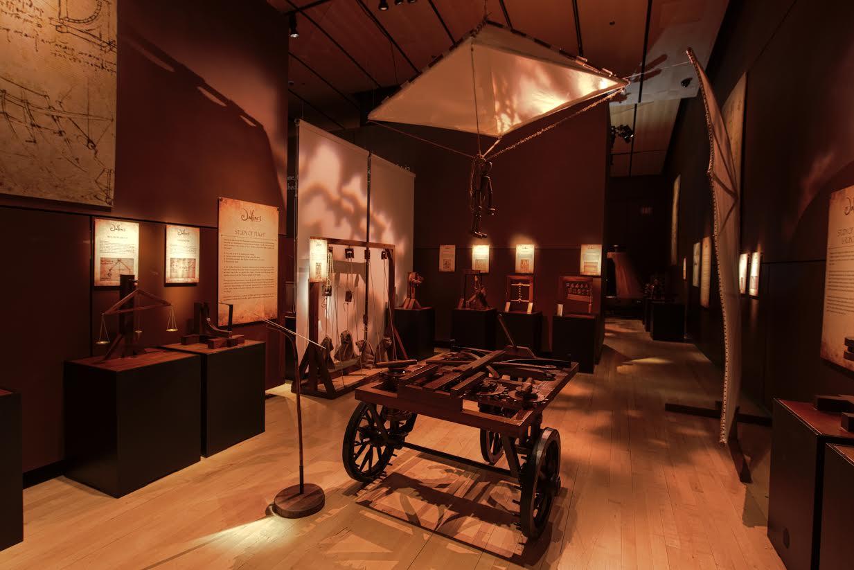 Da Vinci: La exhibición que despertará el espíritu inventor de los talquinos