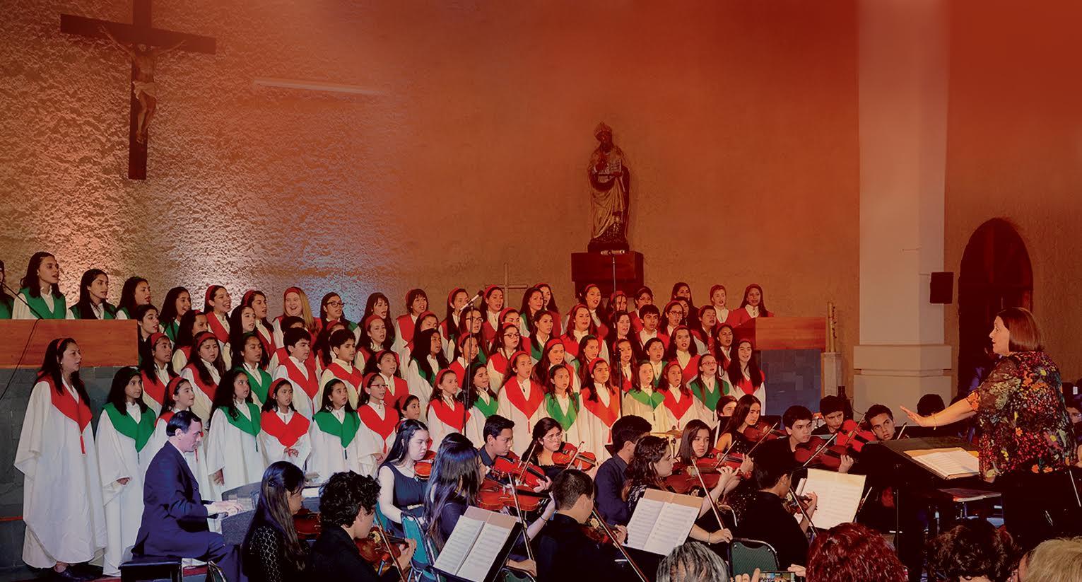 UTalca invita a concierto familiar a cargo de elencos infantiles