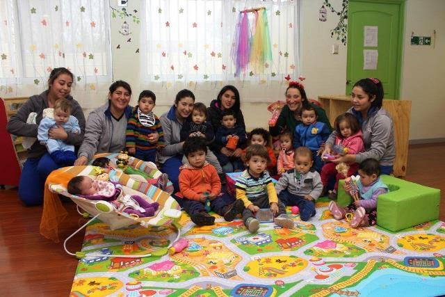 Más de 200 niños y niñas del Maule participan en Vacaciones en mi Jardín de Integra