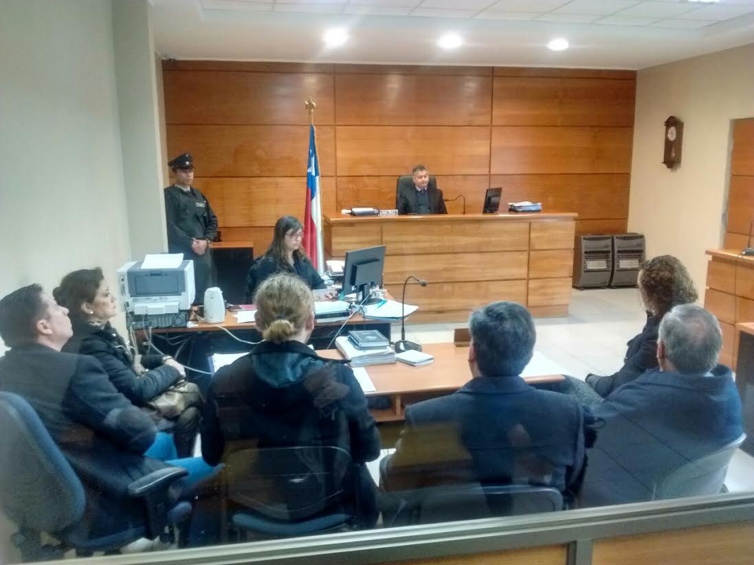 Por fraude al fisco son formalizados cuatro funcionarios muncipales de Cauquenes