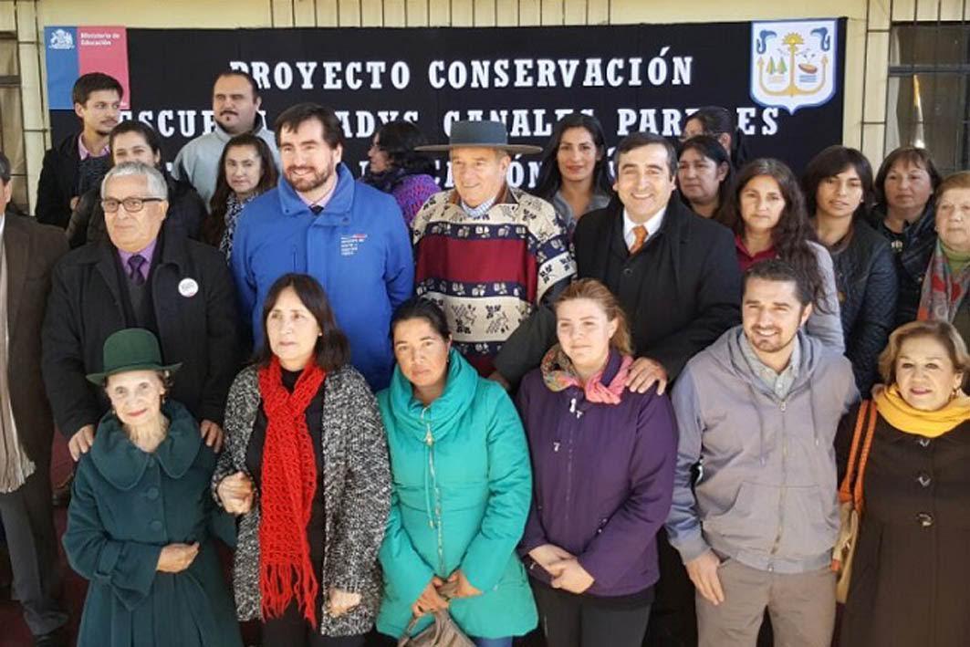 Escuela de Curanipe celebra adjudicación de $215 millones para infraestructura