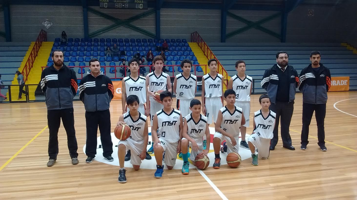 Sub13 de Linares myt en semifinales Libcentro