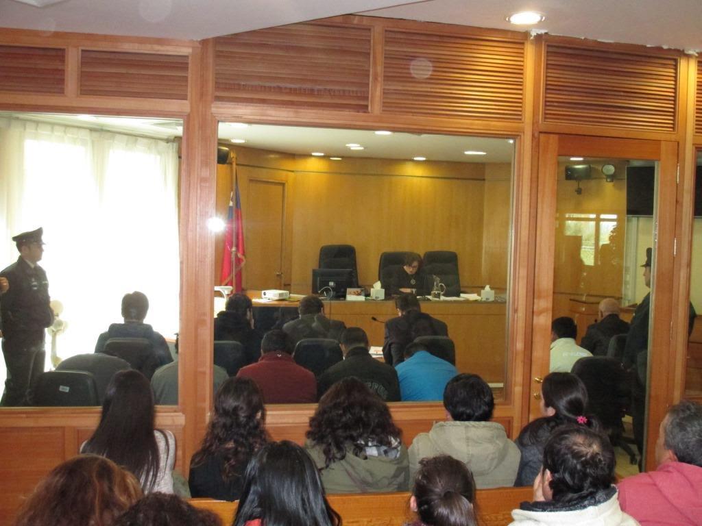 35 años de cárcel suman narcotraficantes que operaban en la comuna de Constitución