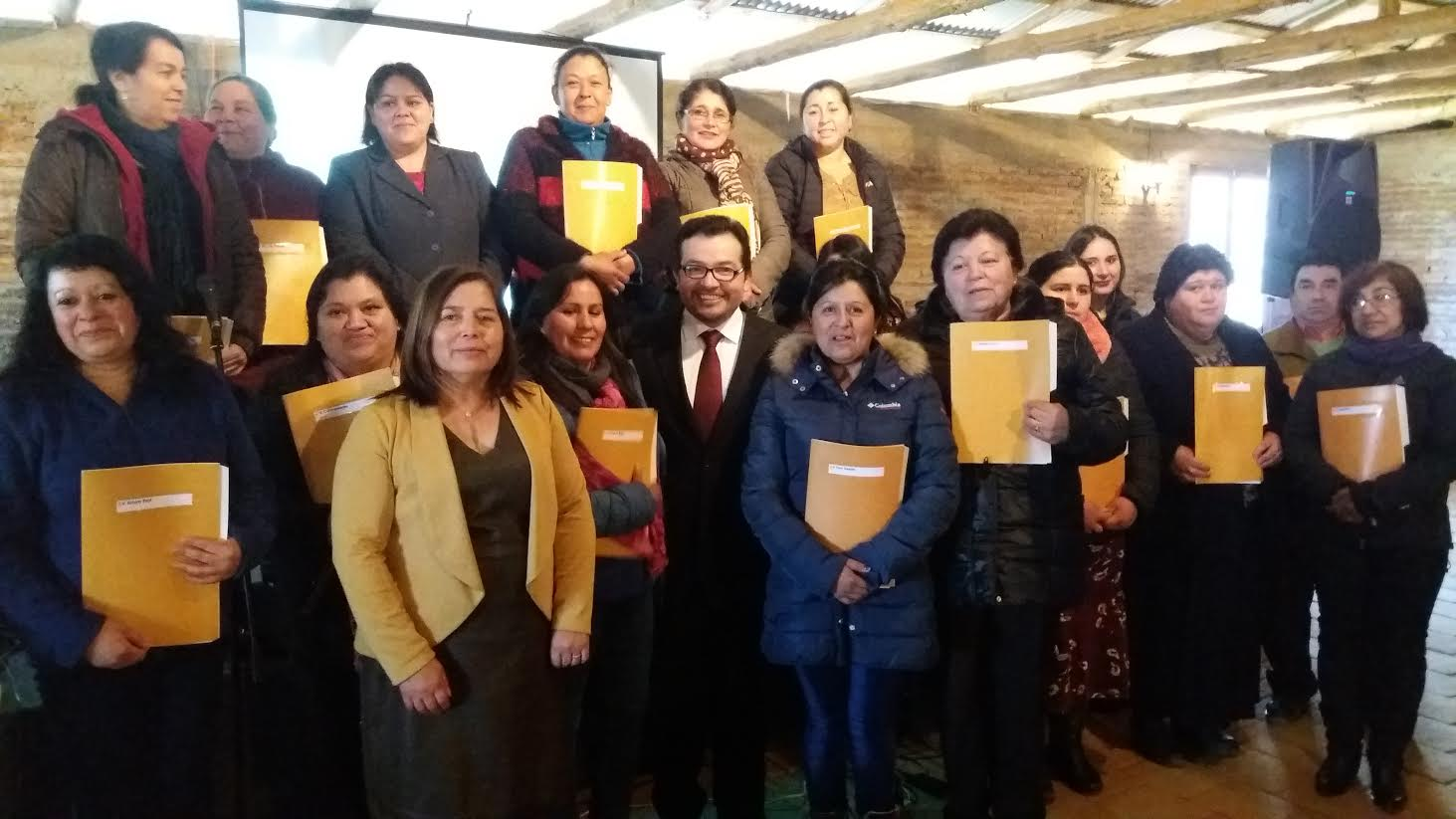 Inédita Cuenta Pública Participativa realizó la comuna de Empedrado