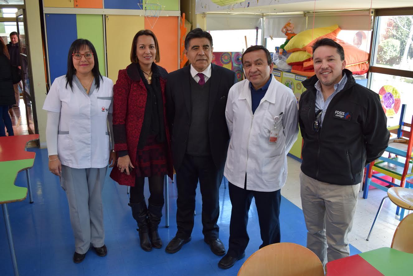 Familias de pacientes Teletón podrán emprender y aumentar sus ingresos junto al FOSIS