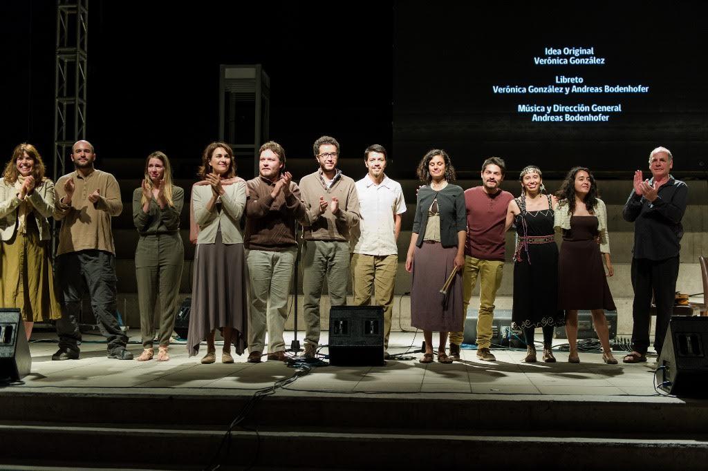 """Seminario y teatro musical contemporáneo sobre """"Colonia Dignidad, Memoria y Derechos Humanos"""" gratis en Talca"""