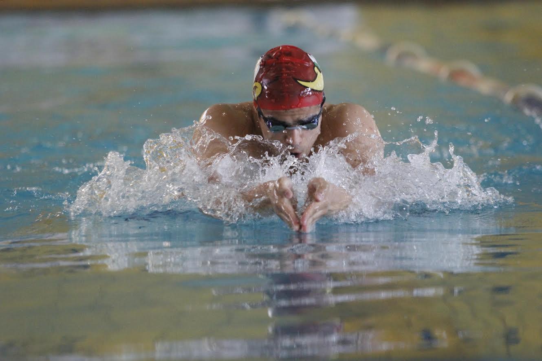 El anfitrión se hizo fuerte en la VIII Copa Internacional de natación