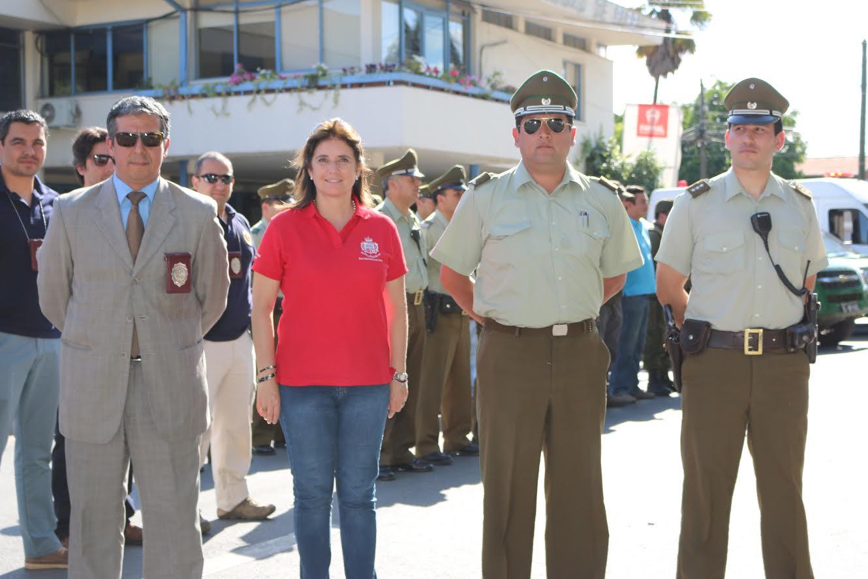 """Parral creará unidad de seguridad municipal """"Juntos Más Seguros"""""""