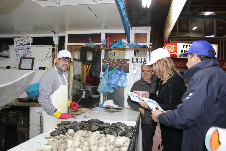 Llaman a respetar veda de la merluza común durante todo septiembre en la Provincia de Linares