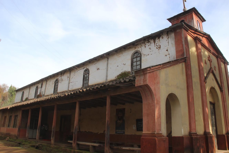 Municipio de San Clemente entró respaldo a solicitud para declarar Monumento Histórico Nacional la Iglesia de Vilches