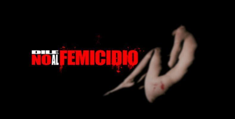 """""""Todos y todas tenemos responsabilidad frente al Femicidio"""""""