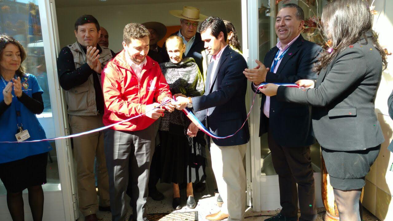 Parral inauguró nueva Farmacia Municipal Dr. Patricio Blanco