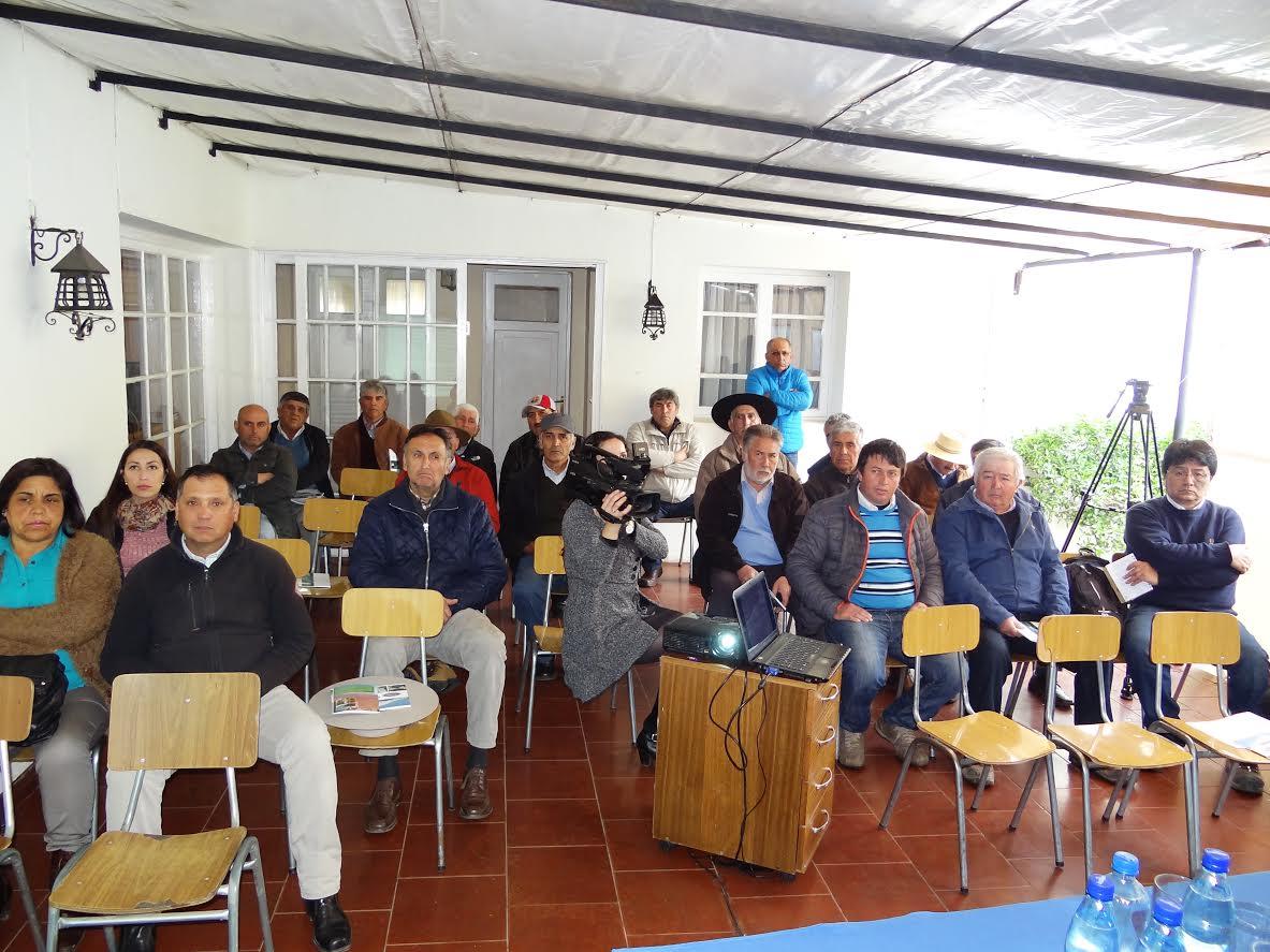 Usuarios de la Junta de Vigilancia del Río Longaví destacan gestión y hacen llamado de alerta ante déficit hídrico
